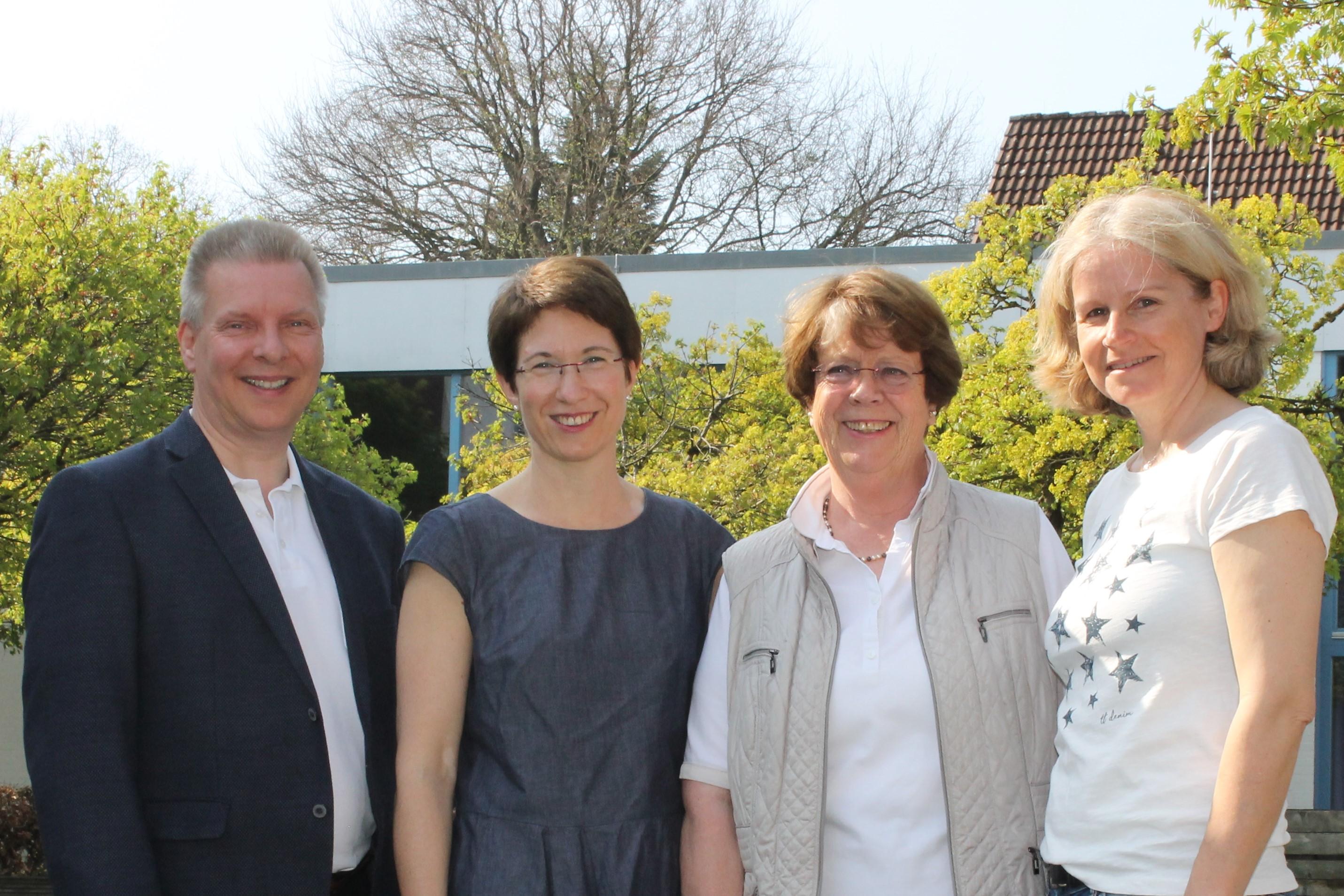 Gemeindeteam Maria Hilfe der Christen - Ahrensburg