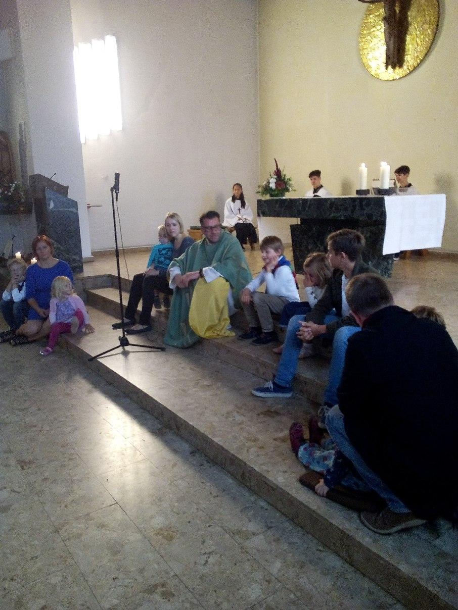 Vorstellung Gemeindeteam St. Michael