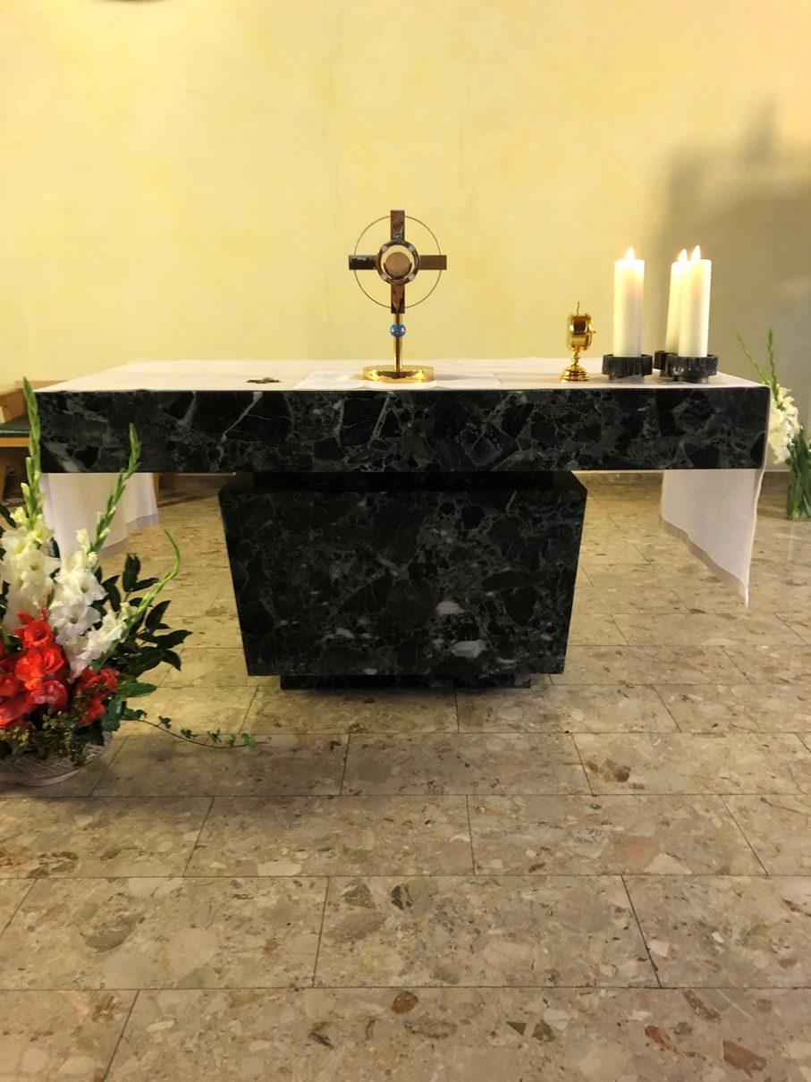 Eucharistische Anbetung St. Michael 2019