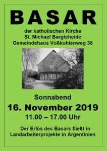 Basar St. Michael 16. November 2019