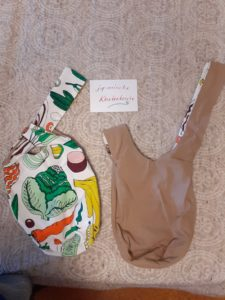 Japanische Knotentaschen