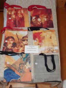 Taschen aus Hungertüchern