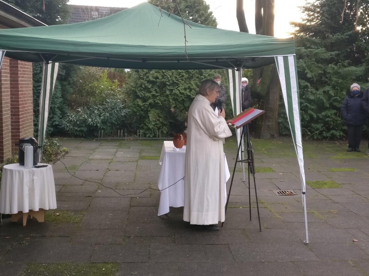 Krippenfeiern St. Michael 2020