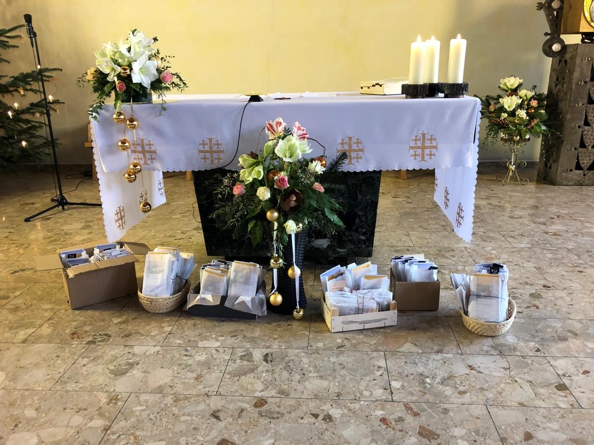 Sternsingeraktion St. Michael 2021