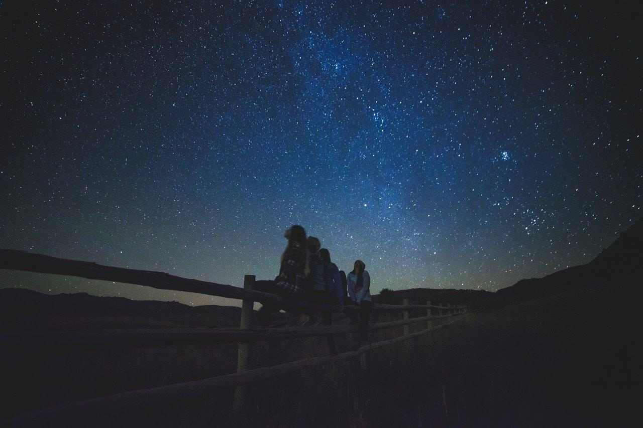 Sternenhimmel © Pixabay Free-Photos auf Pixabay